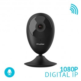 ONE Dot 1080P Indoor WiFi Wireless Audio IP Camera with Magnetic Base
