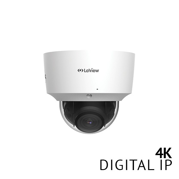 4K IP Motorized Dome Camera