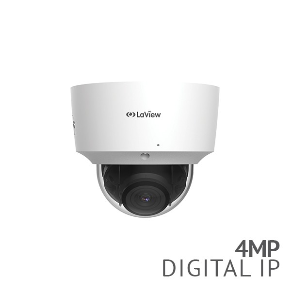 4MP IP Motorized Dome Camera