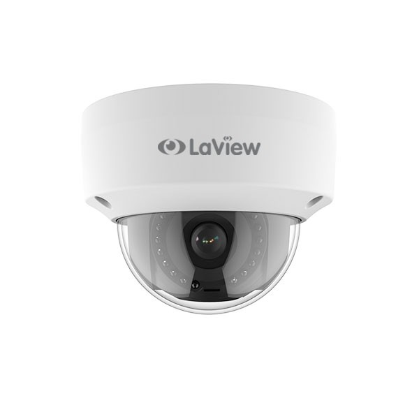 Laview 1080p Hd Dome Camera Kit 8 Channel Nvr
