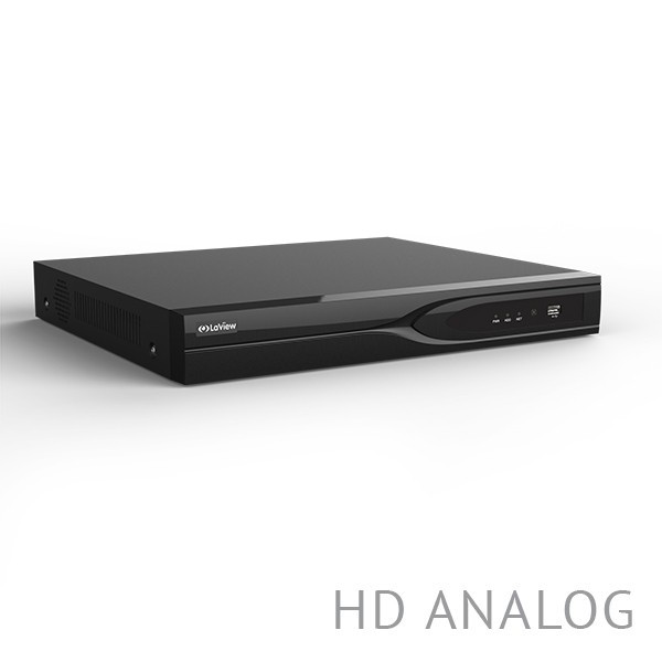 LaView 4K HD-Analog DVR