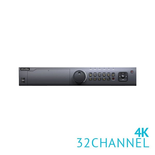 32 Channel 4K NVR