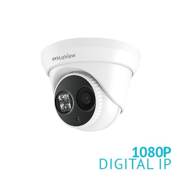 1080P IP Matrix IR Turret Security Camera
