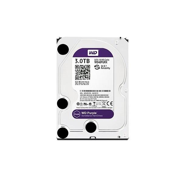 1TB Western Digital Surveillance Grade Hard Disk Drive 5400RPM SATA 6GB/S