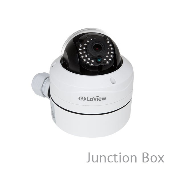 Junction Box Enclosure: Dome