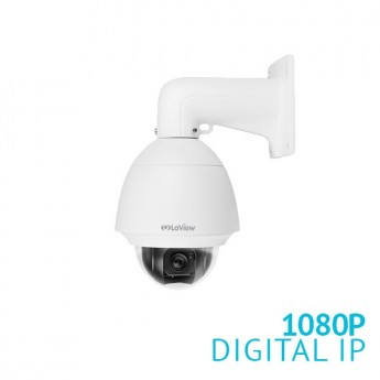 1080P HD 20x Optical Zoom IP PTZ Camera