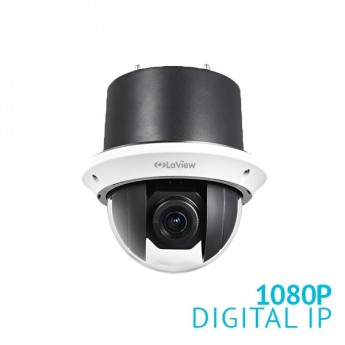 1080P HD 20x Optical Zoom IP PTZ Camera for Ceiling Mount