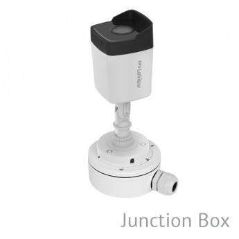 Junction Box Enclosure: Bullet