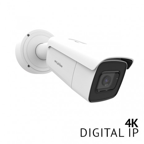 4K IP Motorized Bullet Camera