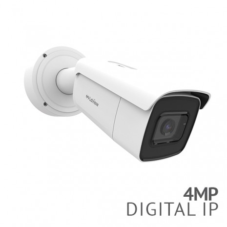 4MP IP Motorized Bullet Camera