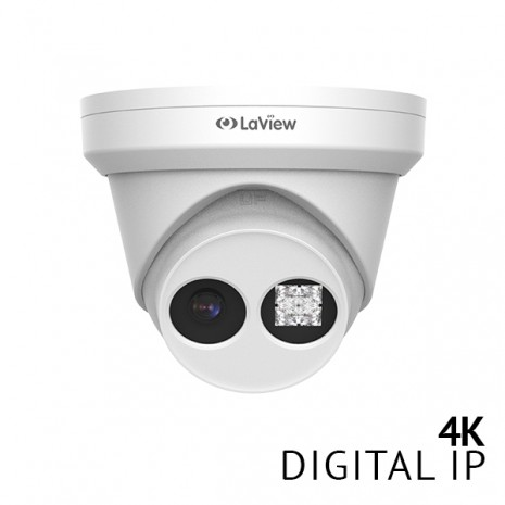 4K IP Turret Camera