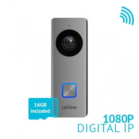 1080P Video Doorbell WiFi IP Camera