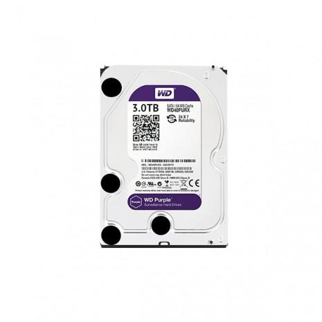 8TB Western Digital Surveillance Grade Hard Disk Drive 5400RPM SATA 6GB/S
