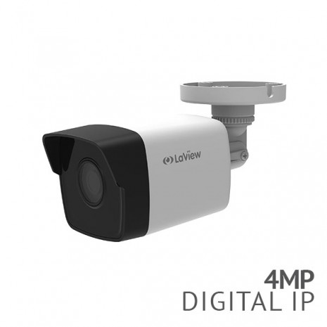 4MP IP Bullet Security Camera