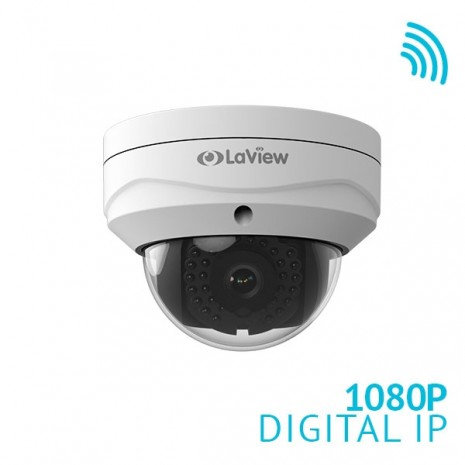 1080P HD WiFi IP Dome Camera